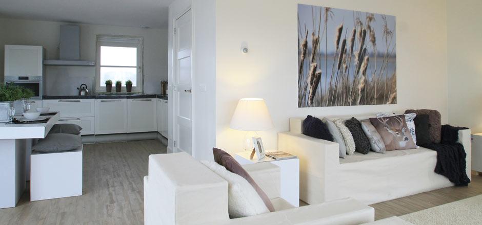 Vonne 39 s homestyling nieuwegein accessoireverhuur en cubiqz - Keuken woonkamer ...