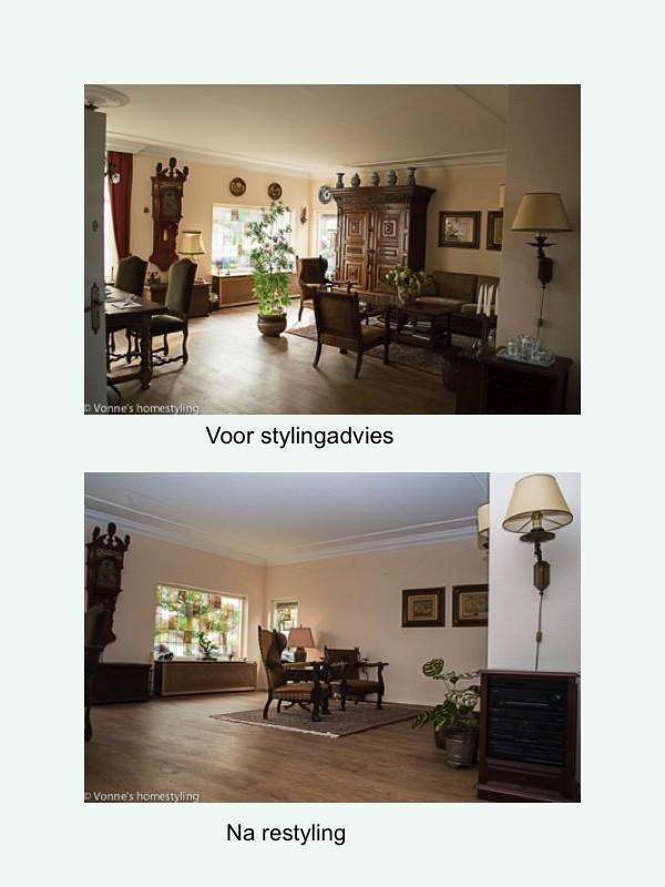 voor en na Utrechtsestraatweg 18 Nieuwegein