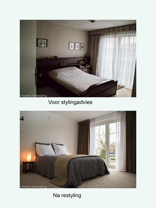 foto's voor en na styling Utrechtsestraatweg 18 Nieuwegein